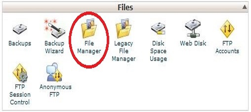 Tips how to Get Dropplets CMS Up and Running File Manager