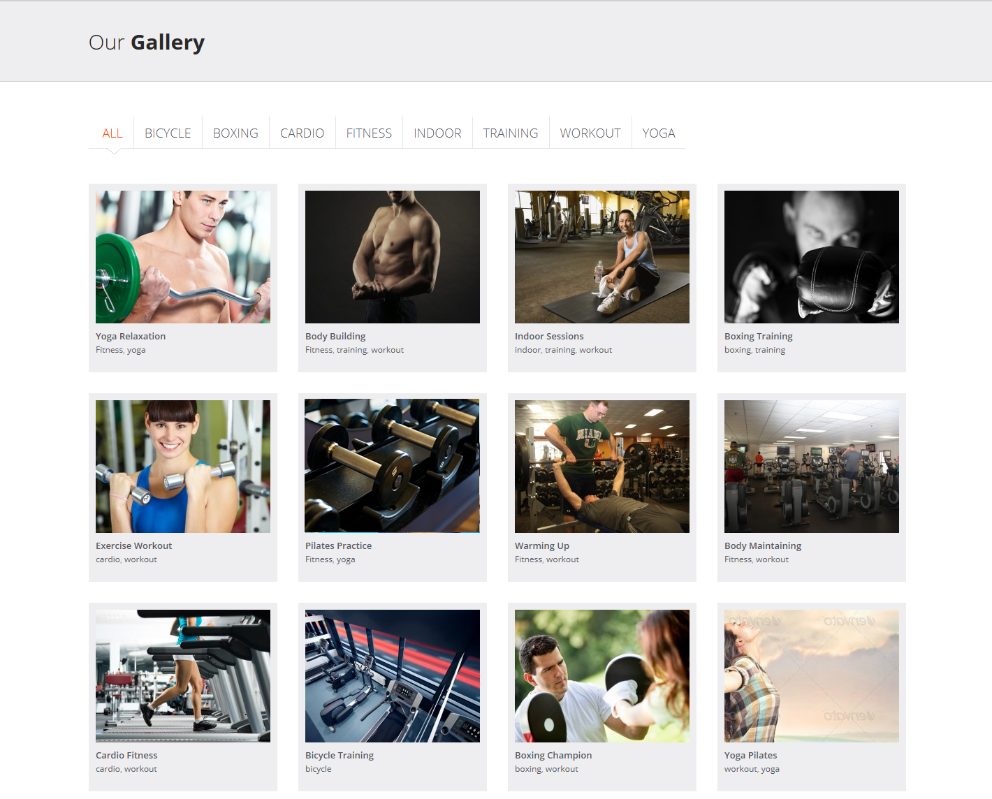 D-Fitness-Our Gallery