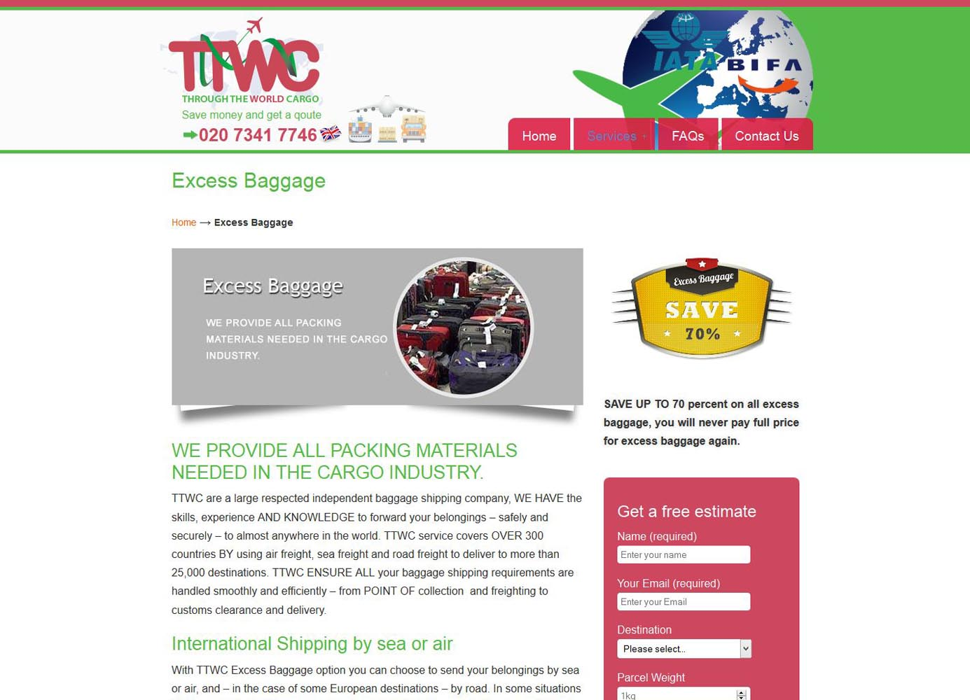 TTWC-Services