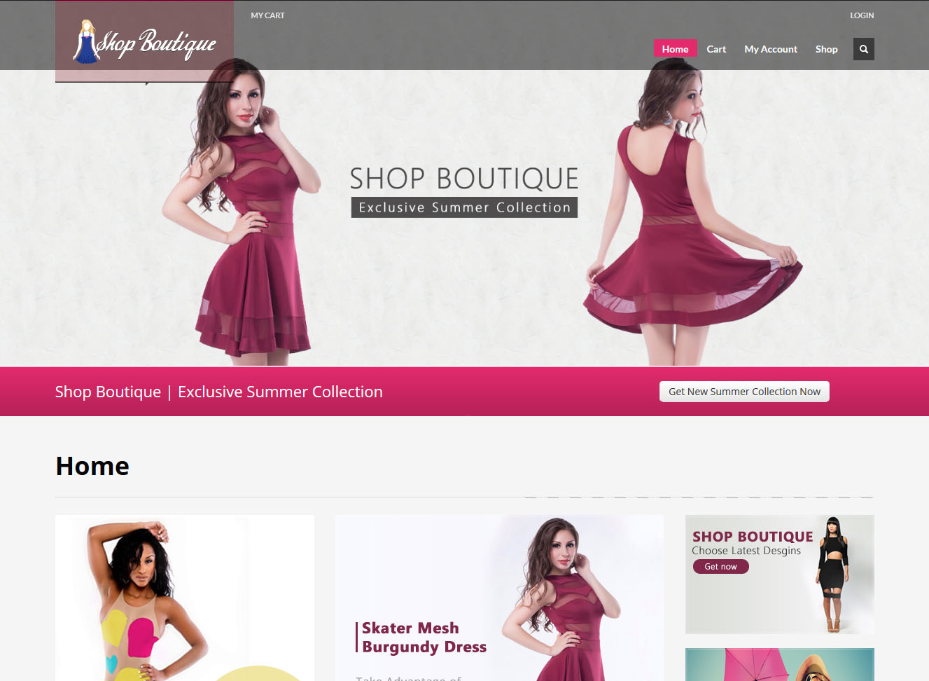 boutique-home-landing-page