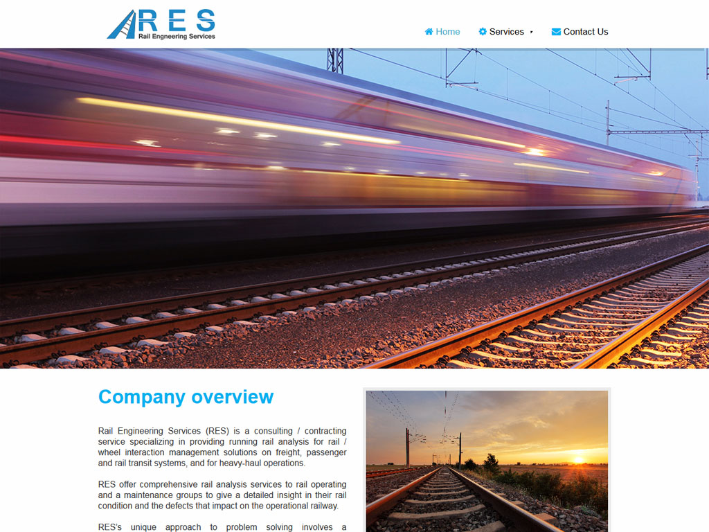 res-home-page