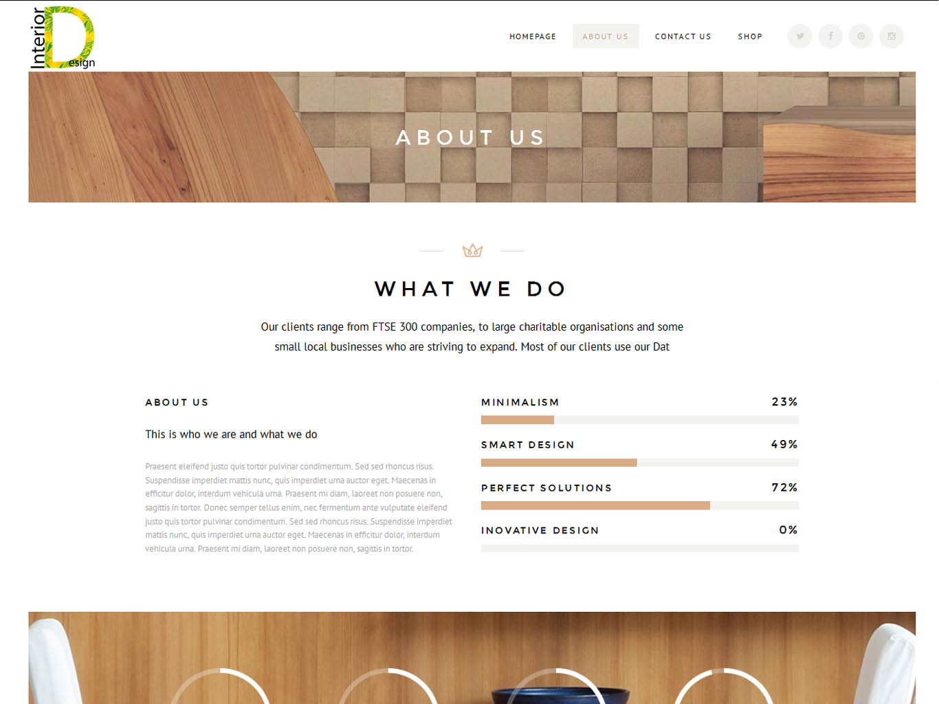 interior-ecommerce web design-about