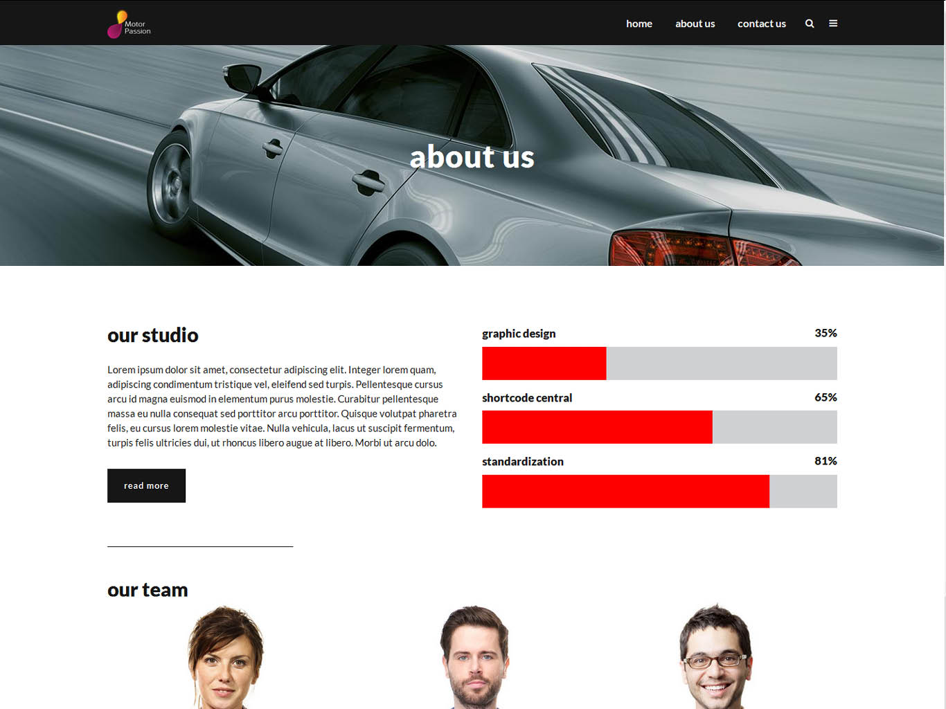 motor web design agency london-about