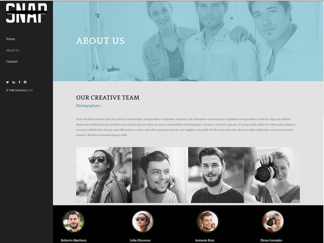 snap-web design agency-about